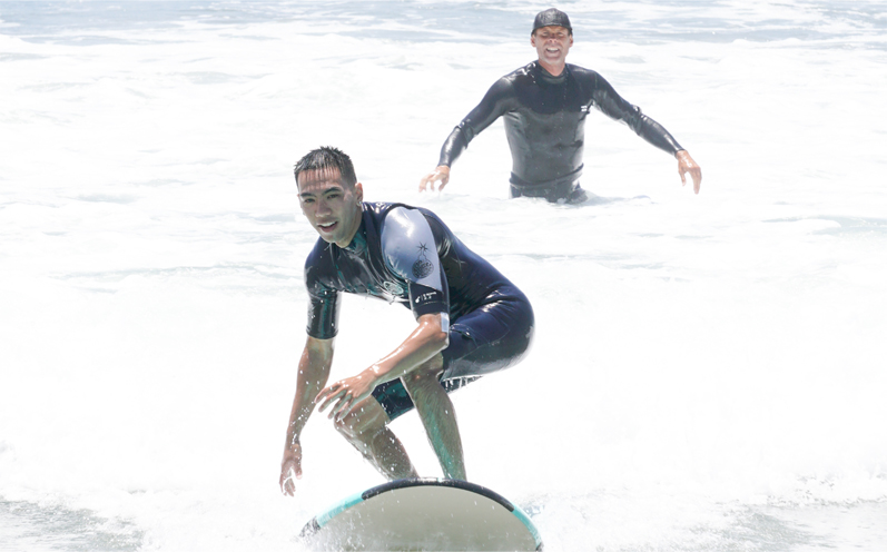 surf lessons, Manhattan Beach, El Porto, Los Angeles, Santa Monica, Venice Beach